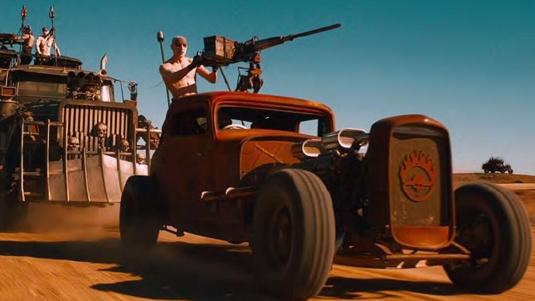 Mad Max Cars Lloyds Auctions