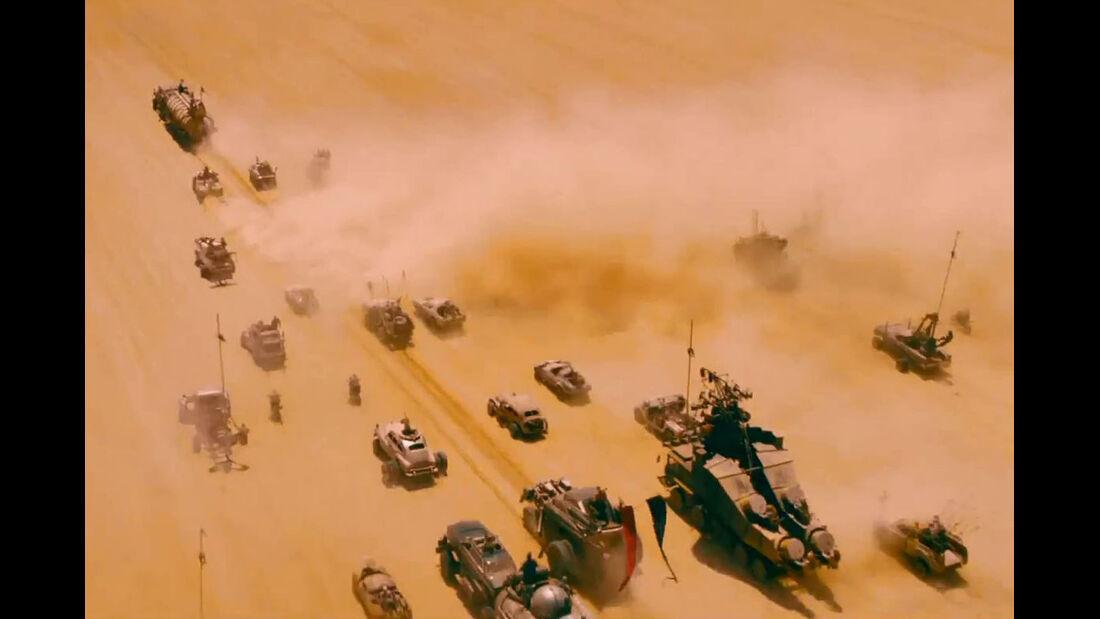 Mad Max: Fury Road - Trailer 2015