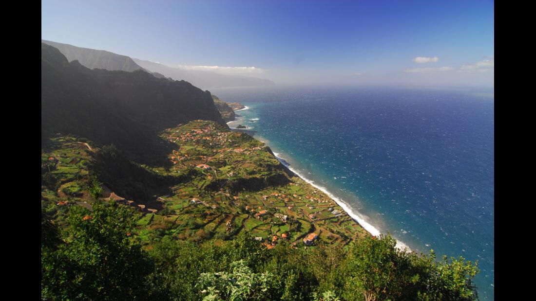 Madeira, Landschaft, Küste