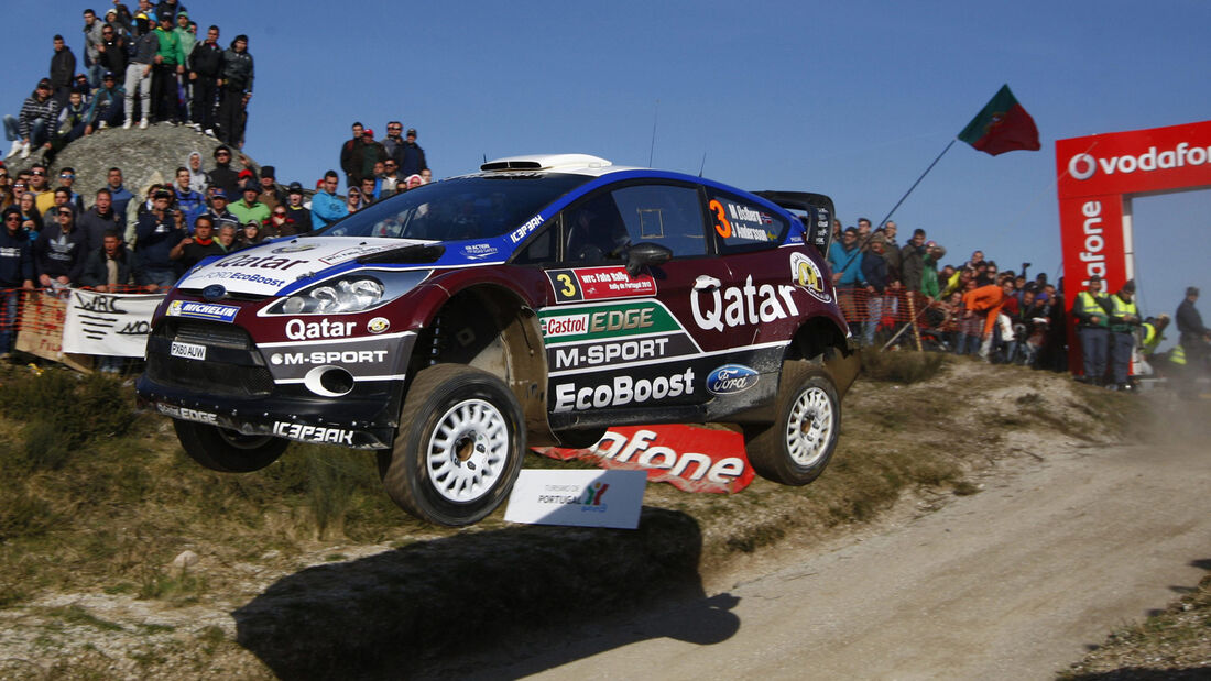 Mads Östberg Fafe Rallye Sprint Portugal 2013