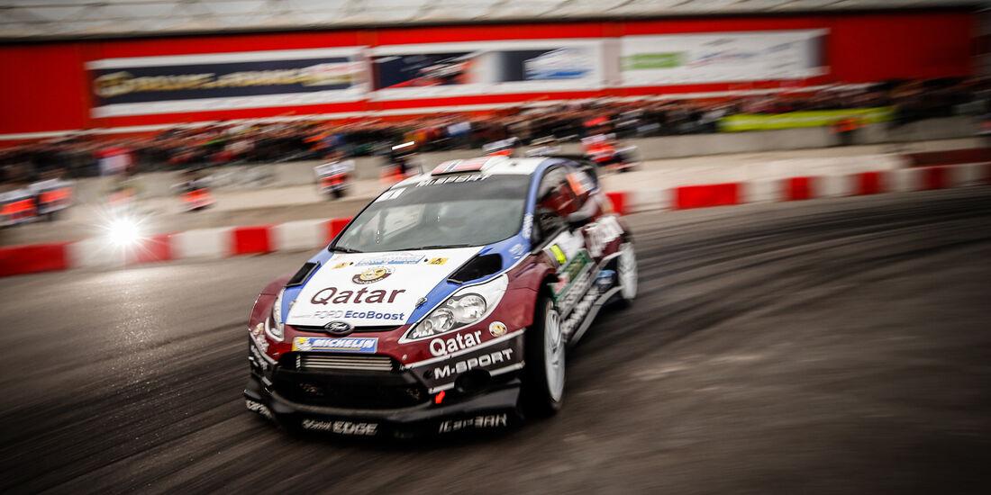 Mads Östberg - Ford - Rallye Frankreich 2013