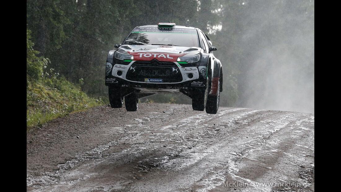 Mads Östberg - Rallye Finnland 2015
