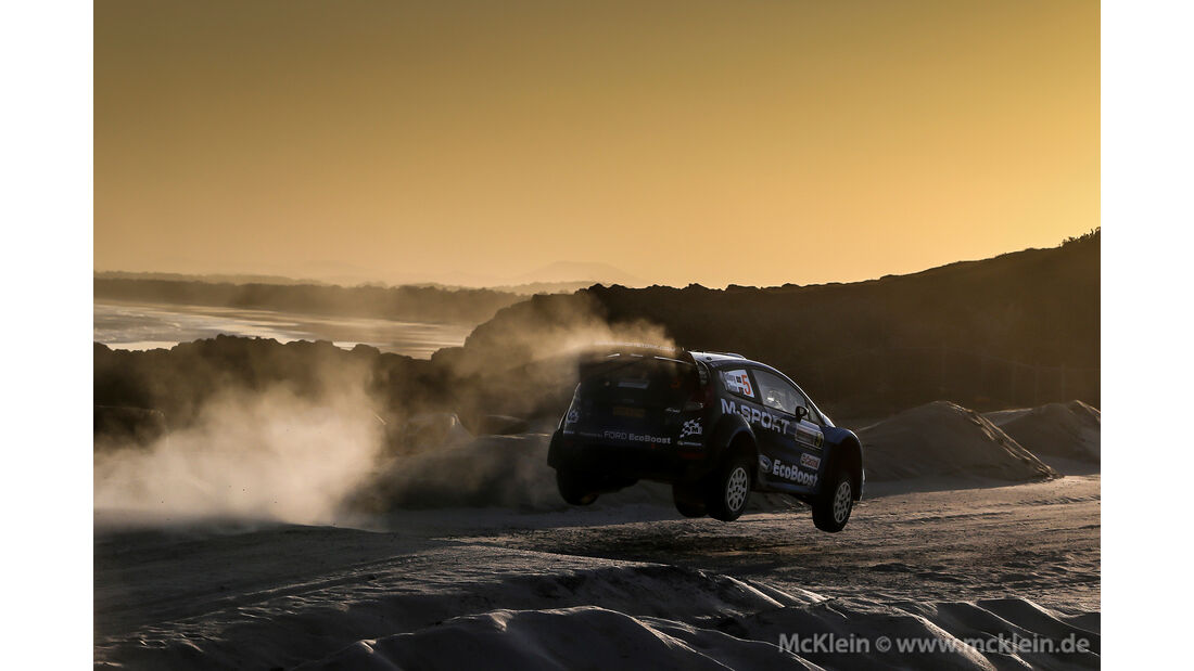 Mads Östberg - WRC Australien 2016