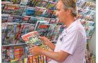 Magazinrecherche: Wunschliste festlegen