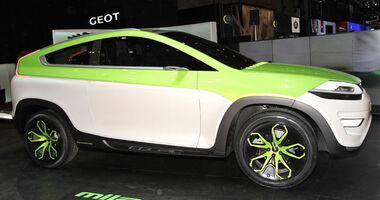 Magna Steyr Mila Coupic, Autosalon Genf 2012