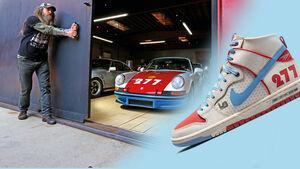 Magnus Walker Nike Porsche 911 T 277 Sneaker