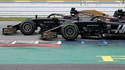 Magnussen vs. Grosjean - GP Deutschland 2019