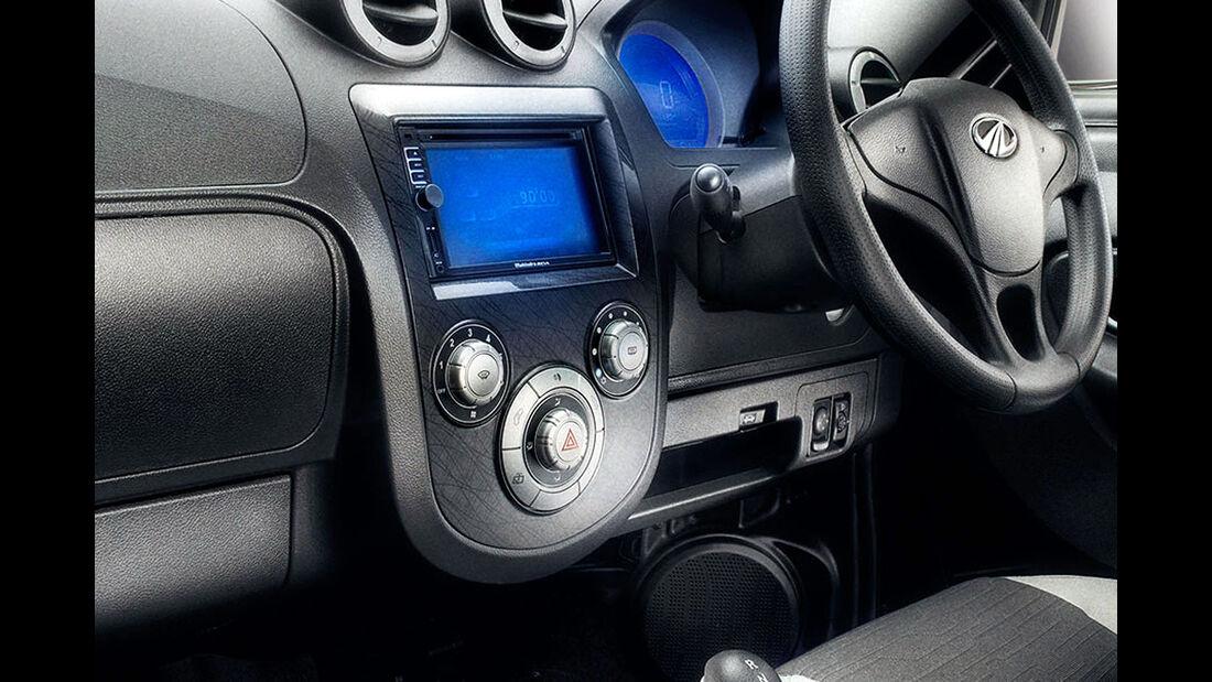 Mahindra E2O Elektroauto