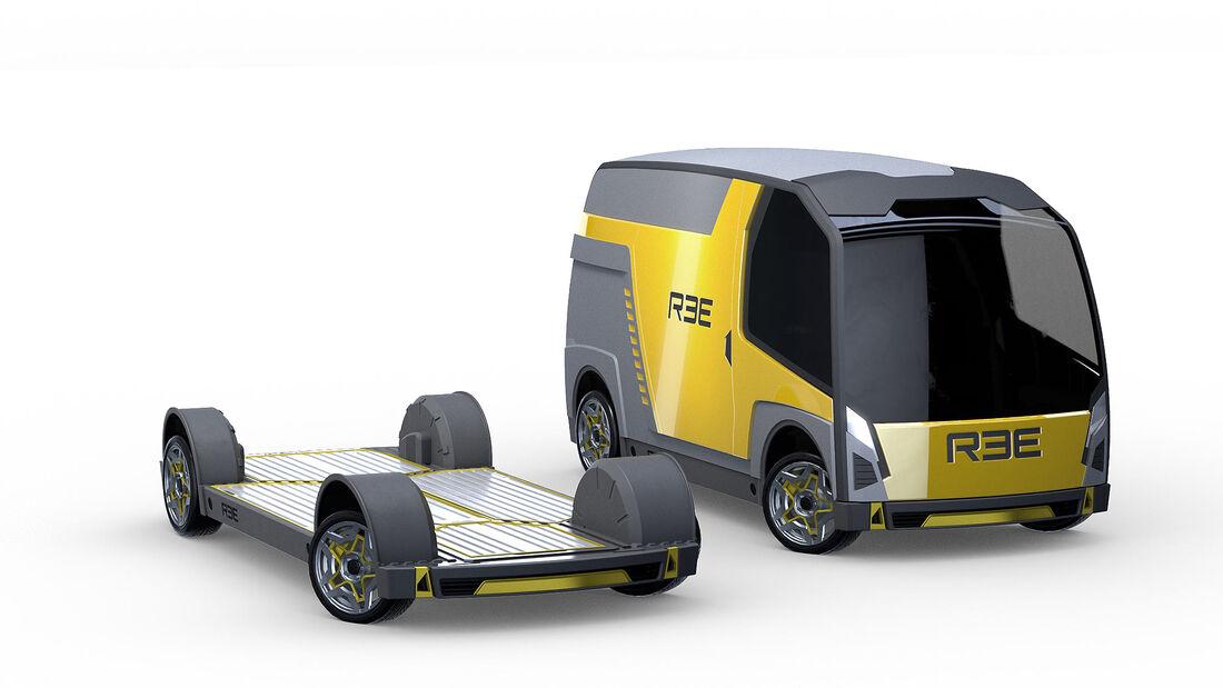 Mahindra Elektroautoplattform