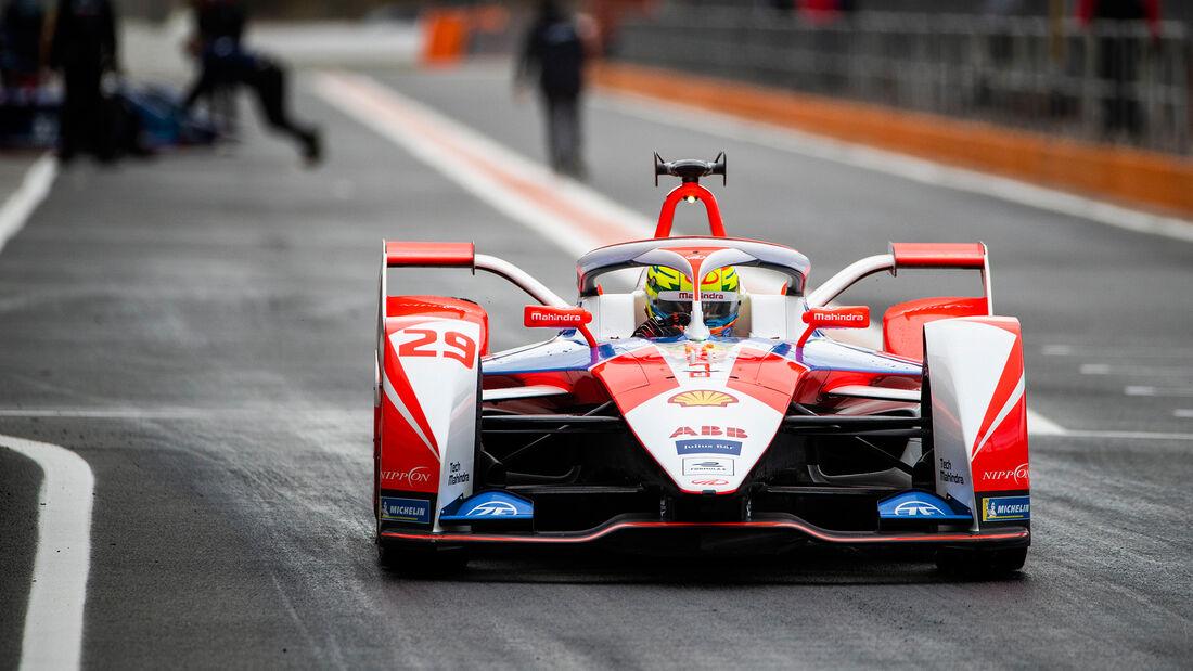 Mahindra - Formel E
