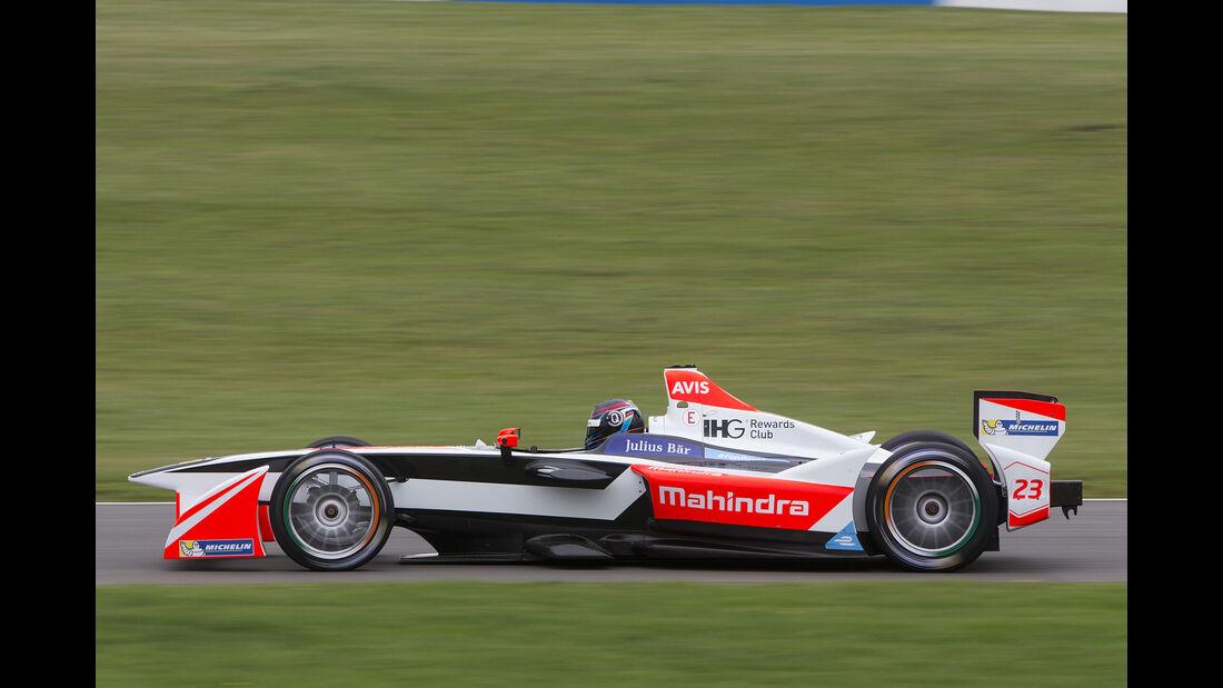 Mahindra - Formel E 2015