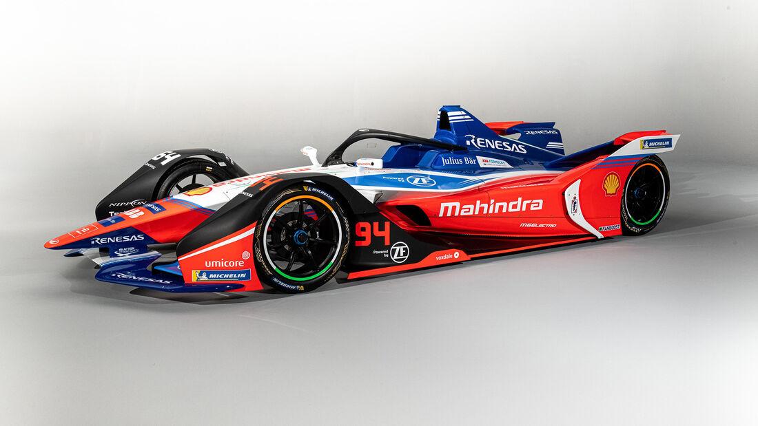 Mahindra - Formel E - 2019