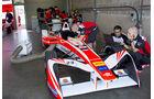 Mahindra - Formel E Test - Donington - 2016