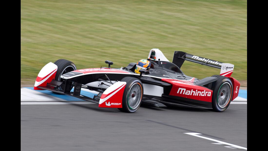 Mahindra Racing - Formel E 2014