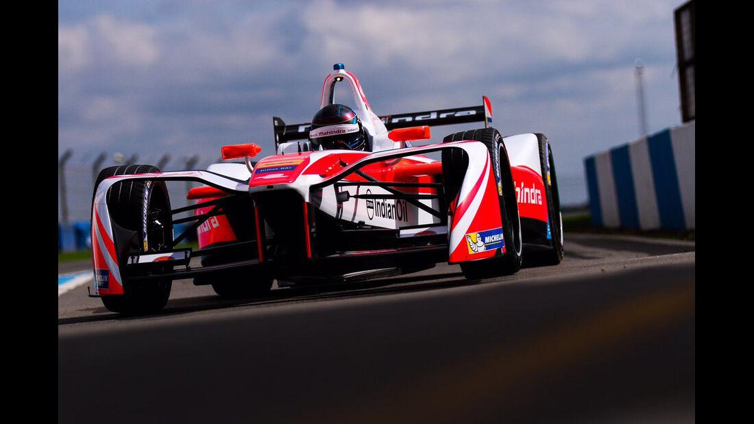 Mahindra Racing - Formel E - 2016