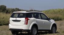 Mahindra XUV 500 Heckansicht