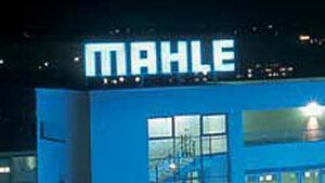 Mahle Logo