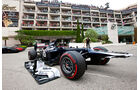 Maldonado Crash Monaco 2012