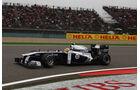 Maldonado GP China 2011