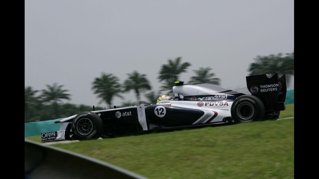 Maldonado GP Malaysia 2011