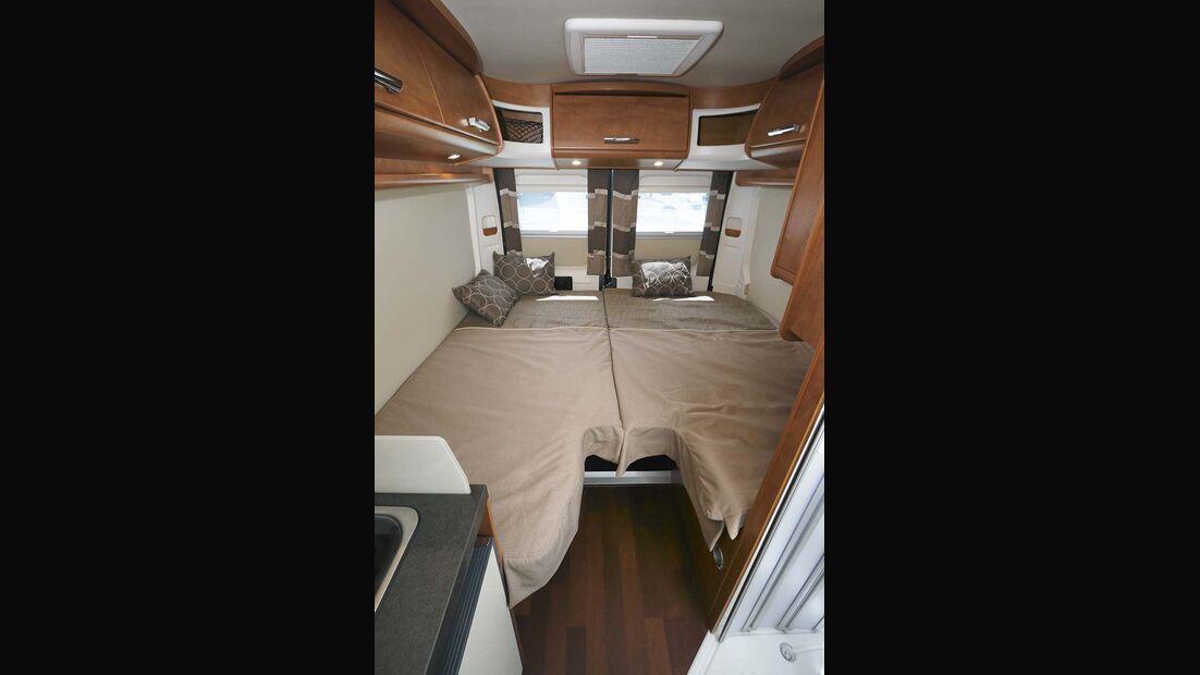 Malibu Van 600, Caravan Salon 2016