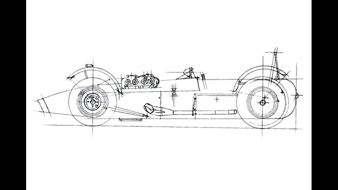 Mallock U2 MK 6, Grafik