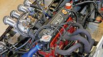 Mallock U2 MK 6, Motor, Triebwerk