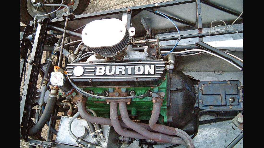 Mallock U2 MK 6, Motor