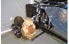 Mallock U2 MK 6, Stoßdämpfer, Vorderachse
