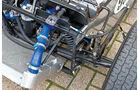 Mallock U2 MK 6, Vorderachse