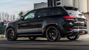 Manhart GC800 Jeep Trackhawk Tuning