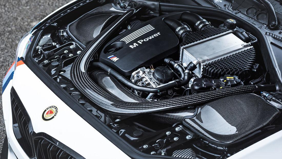 Manhart MH2 GTR BMW M2 CS Tuning