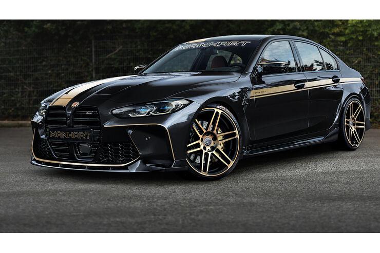 Manhart Performance: Tuning für BMW M3 und M4 | AUTO MOTOR UND SPORT - auto motor und sport