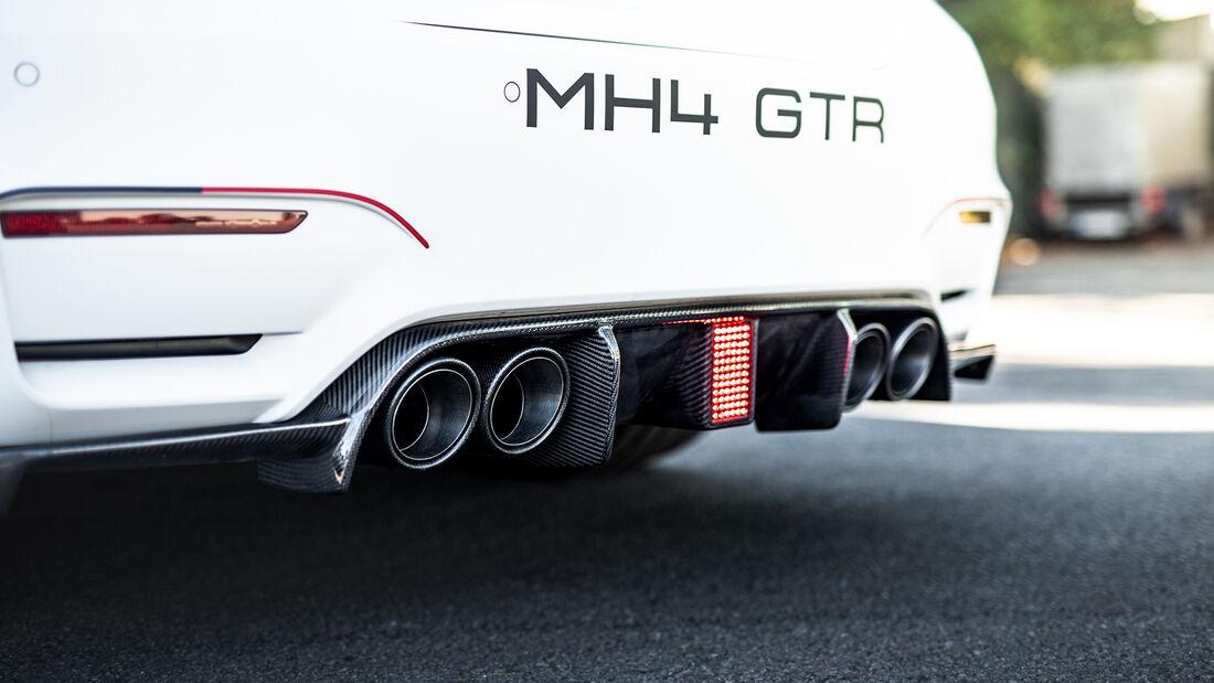 Manhart MH4 GTR