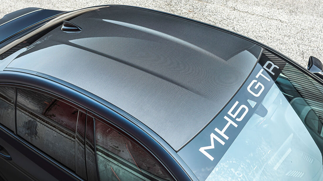 Manhart MH5 GTR limited 01/01 auf Basis BMW M5 CS