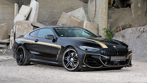 Manhart MH8 600 BMW 8er