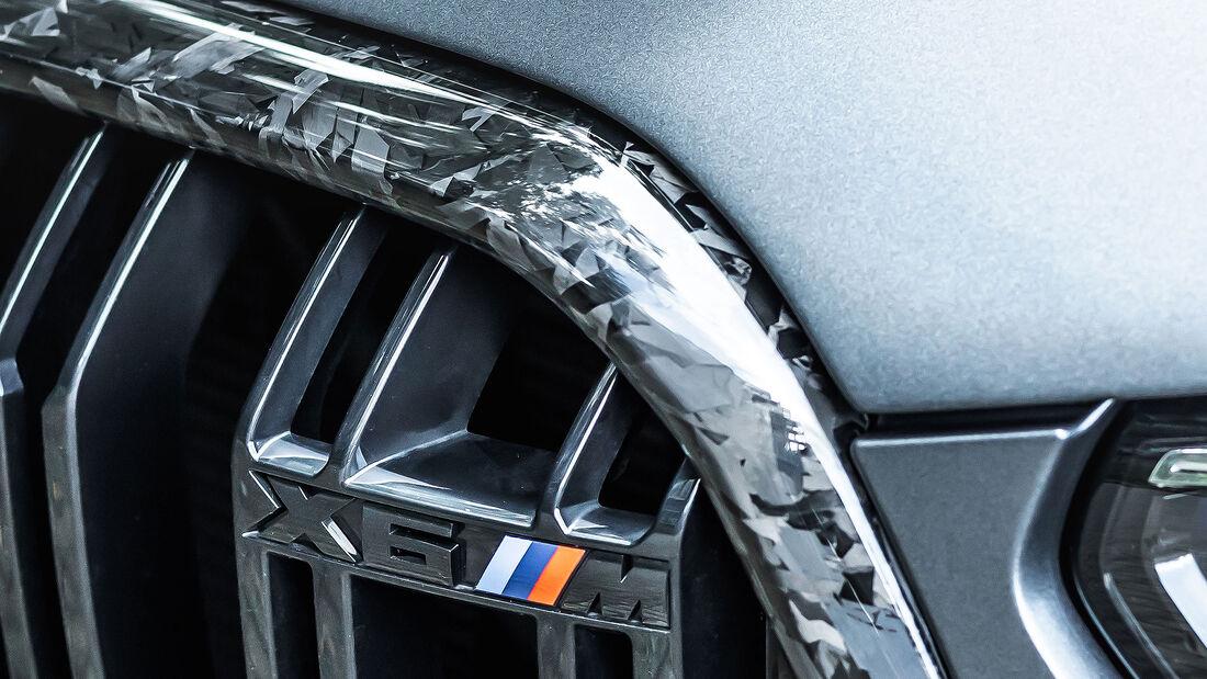 Manhart MHX6 700 WB (Basis BMW F96 X6 M)