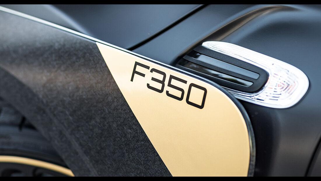 Manhart Mini GP F350