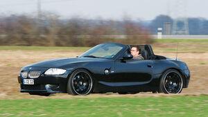 Manhart Racing BMW Z4 M V10