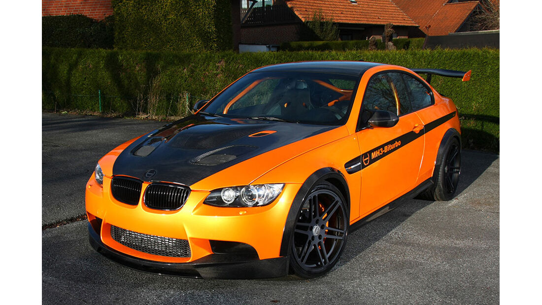 Manhart Racing, MH3 V8 RS Clubsport