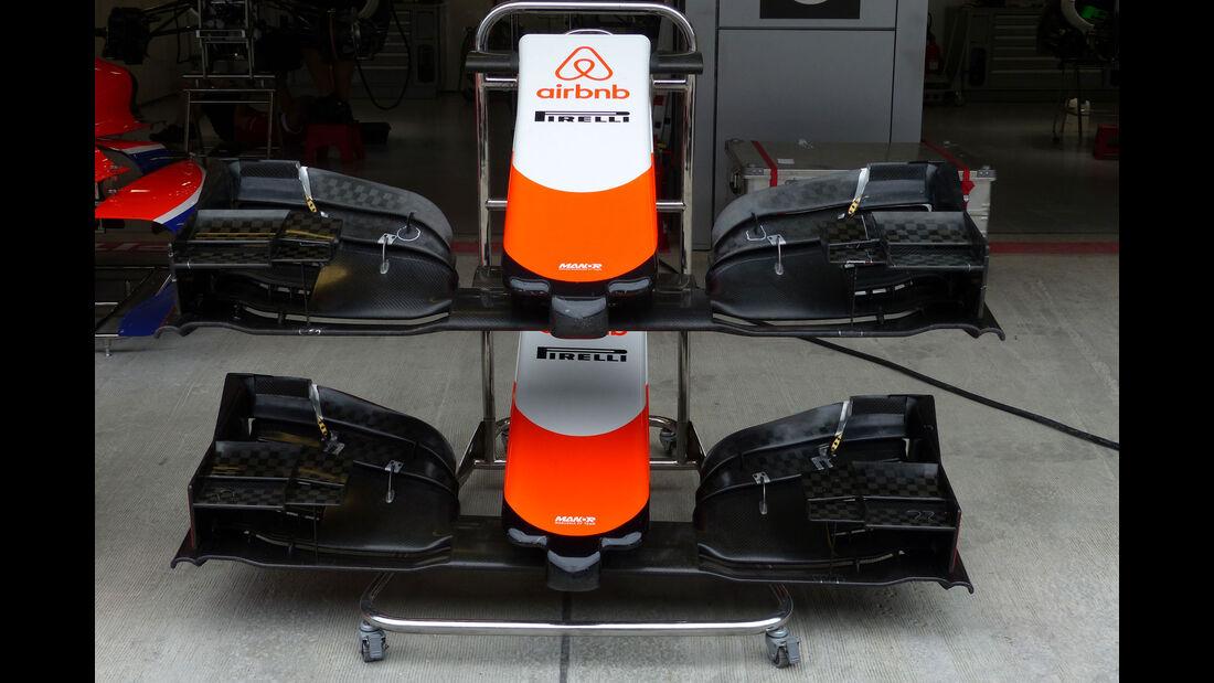 Manor F1 - Formel 1 - GP Russland - Sochi - Mittwoch - 7.10.2015