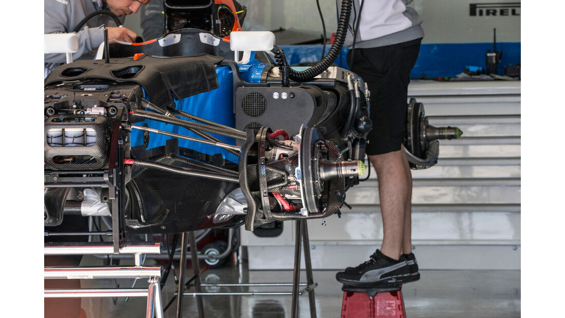 Manor - F1 - GP Spanien - Barcelona - Donnerstag - 12.5.2016