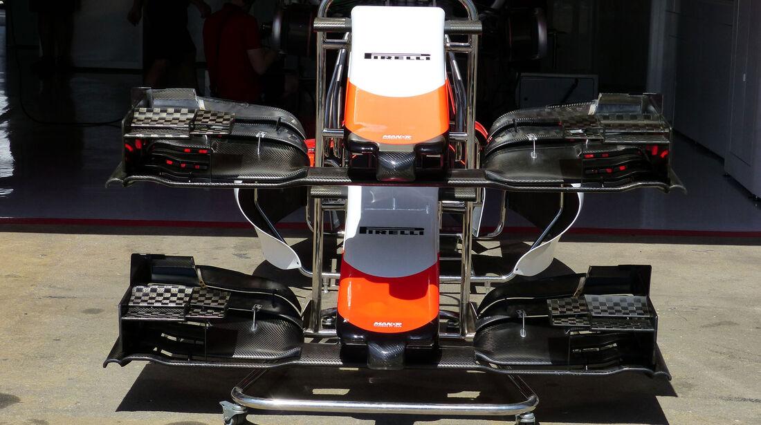 Manor F1 - GP Spanien - Barcelona - Donnerstag - 7.5.2015