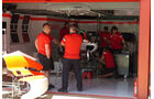 Manor F1 - GP Spanien - Barcelona - Donnerstag - 7.5.2015