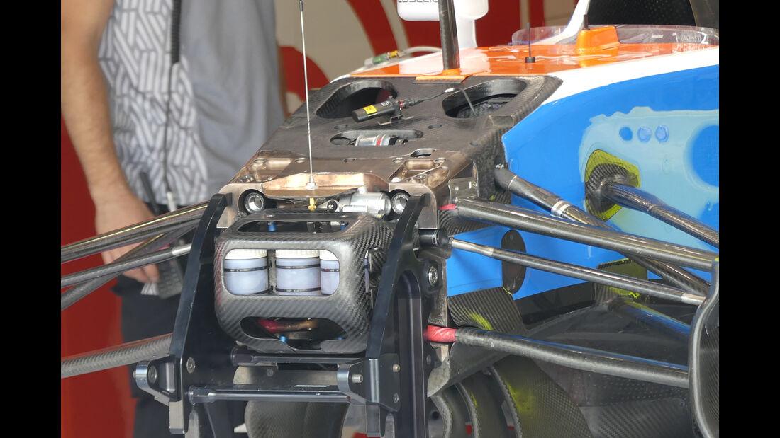 Manor - F1-Technik 2016