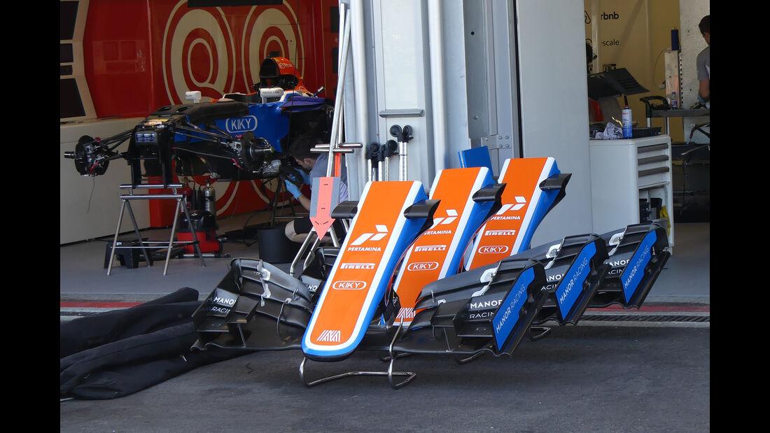 Manor - Formel 1 - GP Aserbaidschan - Baku - 15. Juni 2016
