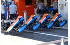 Manor - Formel 1 - GP Belgien - Spa-Francorchamps - 25. August 2016