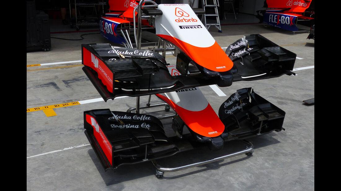 Manor - Formel 1 - GP Brasilien- 11. November 2015