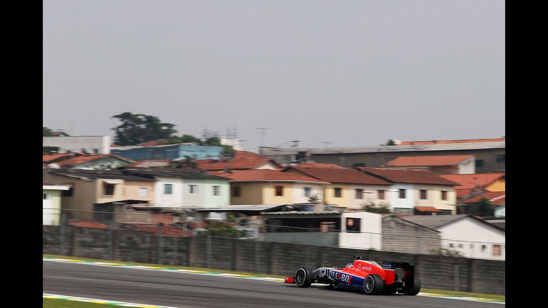 Manor - Formel 1 - GP Brasilien- 13. November 2015