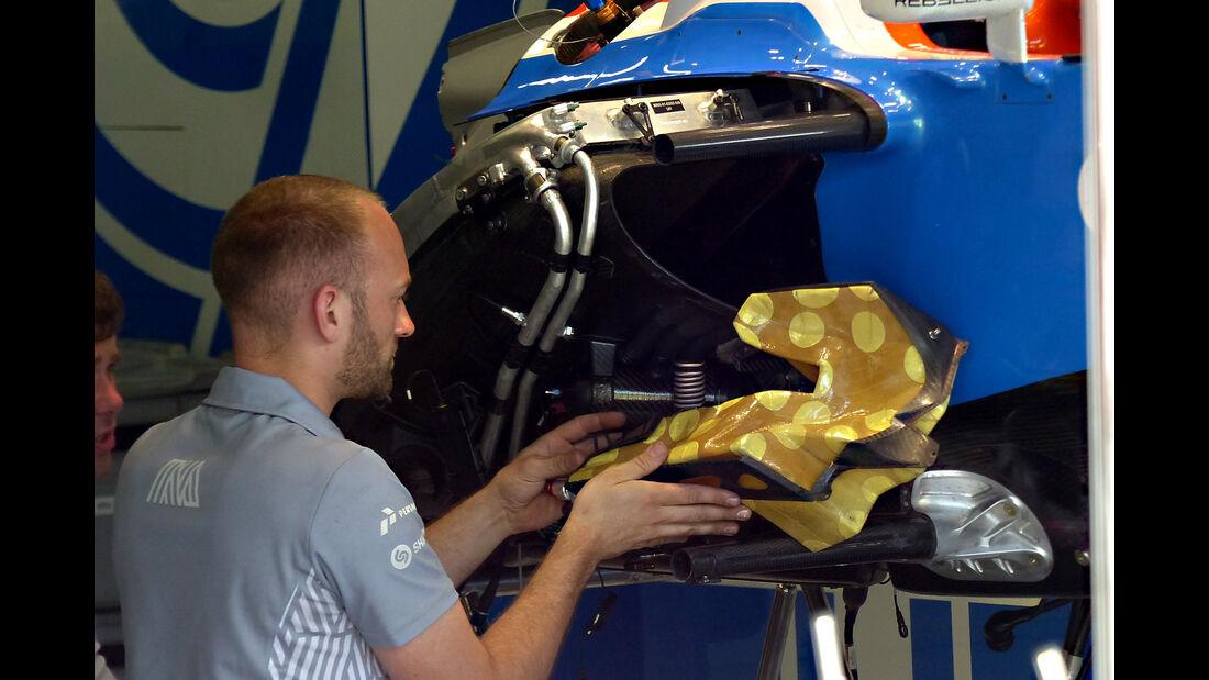 Manor - Formel 1 - GP Deutschland - Hockenheim - 27. Juli 2016